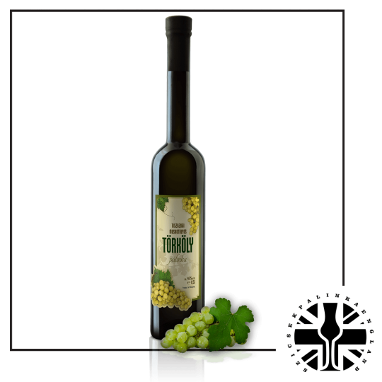 Premium Muscat Grape Marc Palinka (46%ABV, 0.5L)