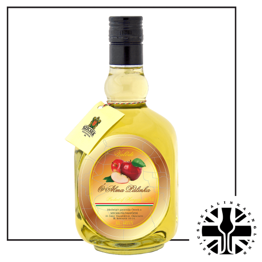 3YO Apple palinka