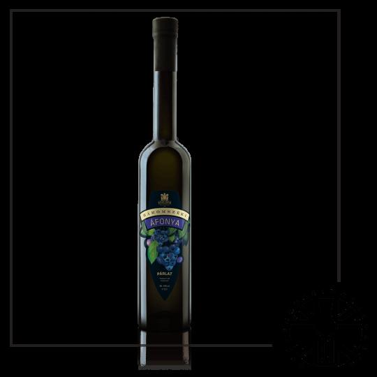Premium Blueberry Palinka 44% 0,5L